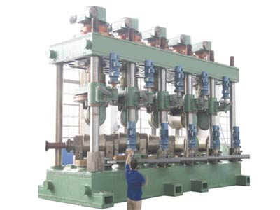 Tubing straightening Machine
